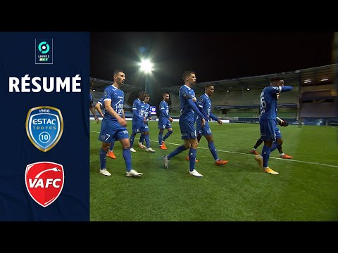 Troyes Valenciennes Goals And Highlights
