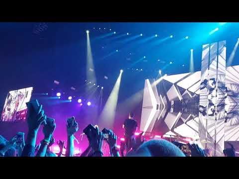 Thunder - Imagine Dragons live in bangkok 2018