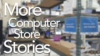 90s Computer Store Stories, Part 2 | TDNC Podcast #72