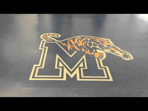 Memphis Tigers Football Strength & Conditioning Facility Walk Through