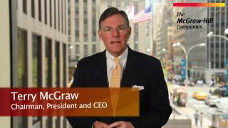 Terry McGraw - Organizational & Management Changes Will Drive Innovation
