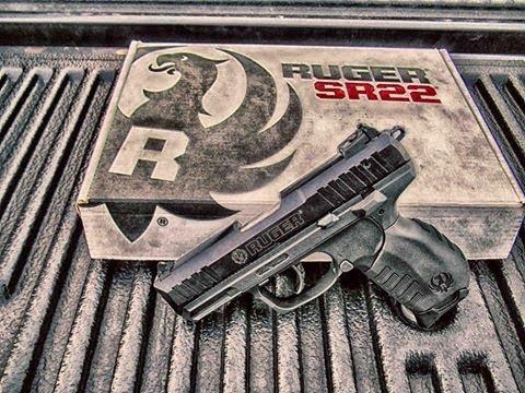 Ruger SR22 Review