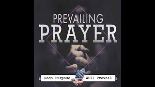 Persistent Pervasive Prayer - Pastor Ron Neff