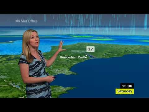 Radio 1's Big Weekend weather forecast