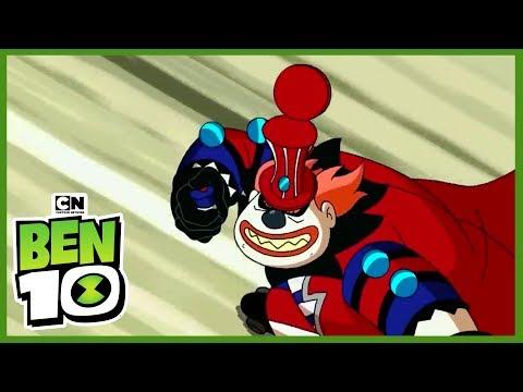 Ben 10 | Greatest Villains & Foes - Part 3 (Hindi) | Compilation | Cartoon Network thumbnail