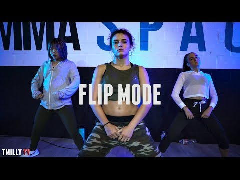 Fabolous, Velous, Chris Brown - Flip Mode - Choreography by Willdabeast Adams #TMillyTV #Dance