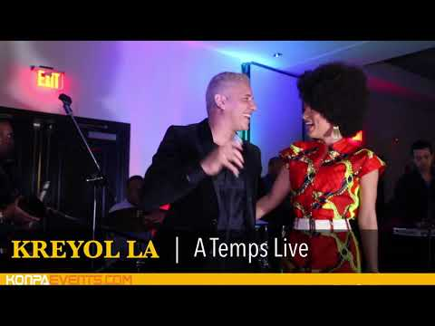 KREYOL LA & FATIMA -A Temps Live Performance [ 5-26-18]