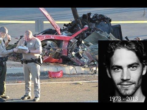 Окончательную причину аварии, в которой погиб Пол Уокер