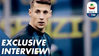 """I dream of playing alongside Icardi"" 