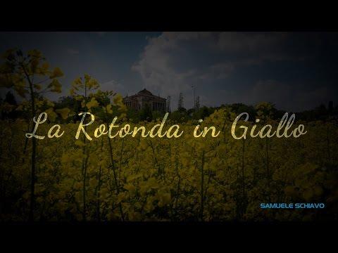 LA ROTONDA IN GIALLO // Villa Capra / Colza / Vicenza