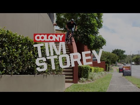 Tim Storey has been stacking clips over the past few months with the homies and he's come out the other side with a video stacked with great clips. Thanks to ...