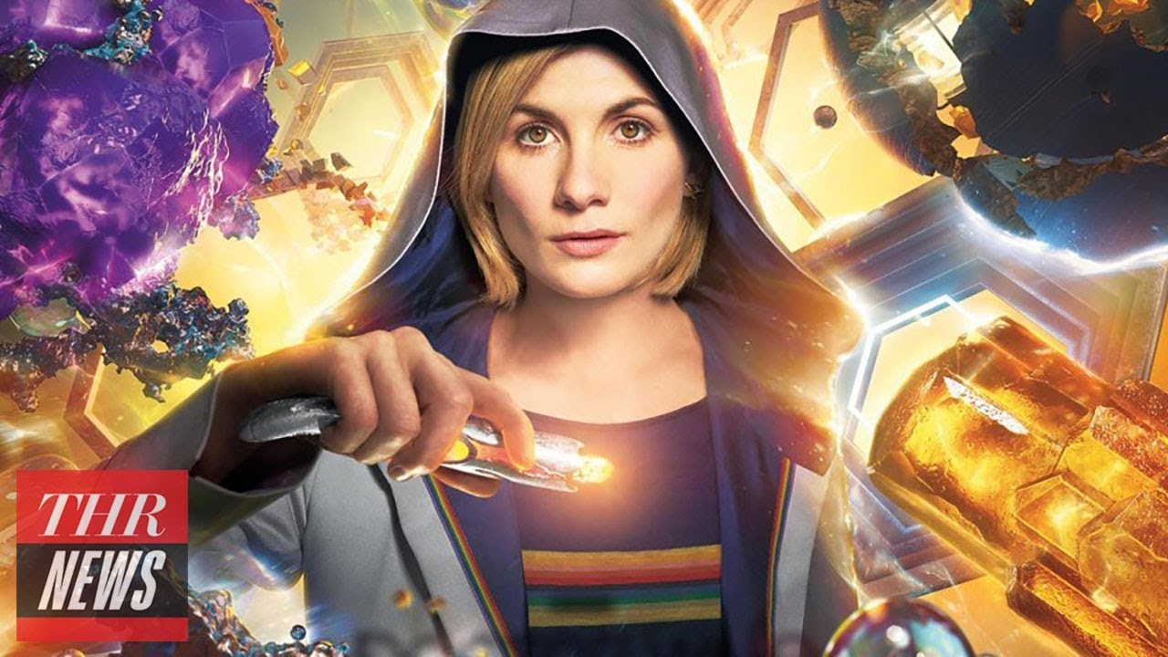 New TARDIS Picture Surfaces From 'Doctor Who' Season 11 | THR News