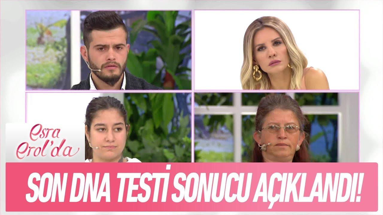 Download Son DNA sonucu açıklandı! Murat'ın babası Sebahattin Bey mi? - Esra Erol'da 28 Eylül 2018
