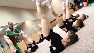 Витебская школа по спортивной гимнастике. Развитие детей с раннего возраста