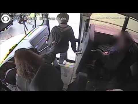 Busdriver video