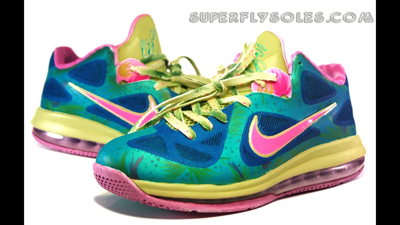 new products 9bed6 20766 ... closeout nike lebron 9 low tropic lebronold palmer reverse youtube  7ca8c 4dbf3