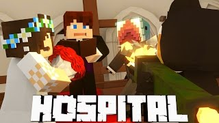 Minecraft Hospital - Crashing The Wedding! (Atlantis Roleplay) #12