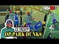 LIL YACHTY MIXTAPE NBA 2K17 MyPARK - NBA 2K17 HOOPMIXTAPE - OP SLASHER BUILD