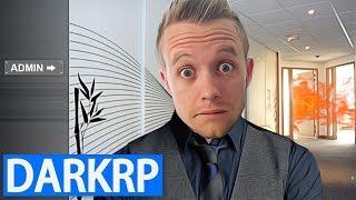 BAN POUR 1000 ANS - ADMIN GMOD Dark RP