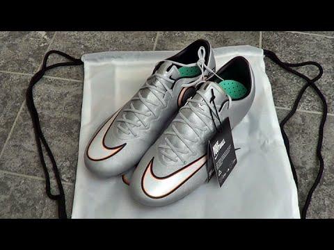 NEW CRISTIANO RONALDO BOOTS: Nike Mercurial Vapor X ...