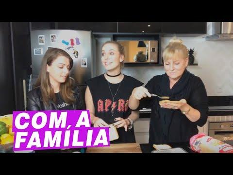 LIVE: COZINHA E FALA - TATA ESTANIECKI