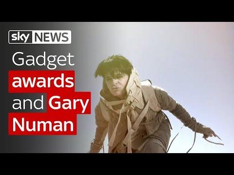 Swipe  T3 Awards plus Gary Numan on tech & autism