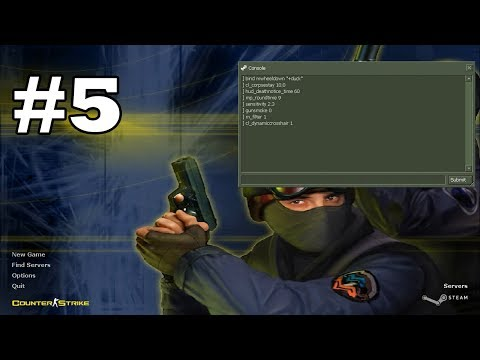 Counter Strike 1.6 Console Commands | Tutorial - 5