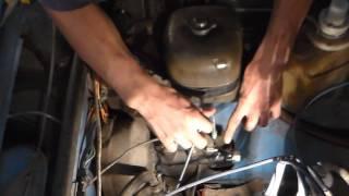 видео Тормозная система ВАЗ 2106