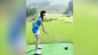 골프 비거리 늘릴려면 무조건 이 영상 보셔야 됩니다. …
