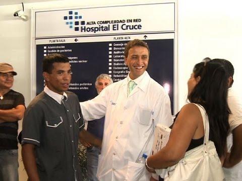 Dieron de alta a joven operado en el Hospital El Cruce N�stor Kirchner