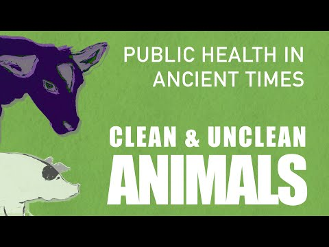 Wisdom In The Bible - Clean And Unclean Animals