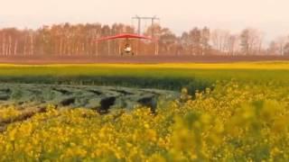 Защита растений и обработка полей мотодельталётами(http://siriys.tobiz.net - Информация к размышлению: Во время обработки полей наземной техникой происходит повреждени..., 2015-07-24T16:41:38.000Z)