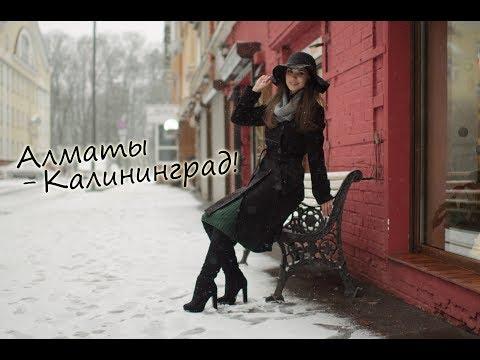 Переезд из Алматы в Калининград.
