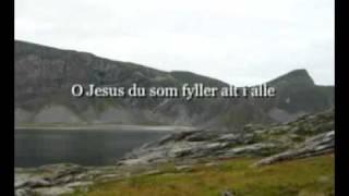 O Jesus, Du som fyller alt i alle. Hege og Odd Gunnar Bordevik