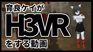"""【H3VR】Report-003 - """"エージェントはてっぽうが上手い"""""""