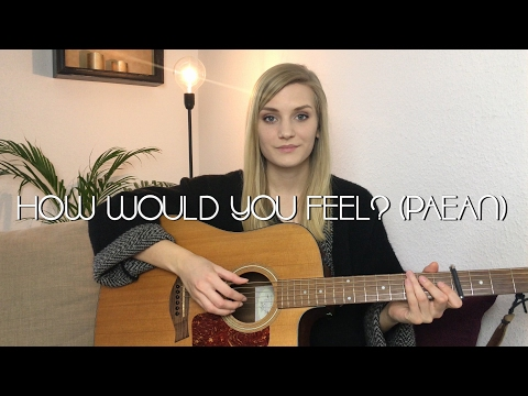 Ed Sheeran - How Would You Feel (Paean) | (acoustic cover)