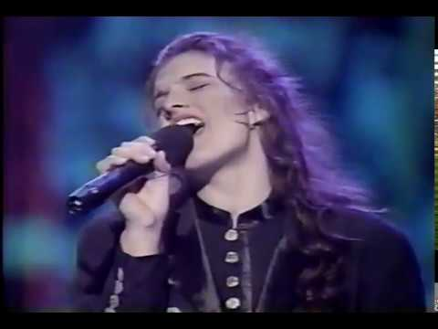 "Rebecca St. James - ""Here I Am"" - Live at the 1995 Dove Awards"