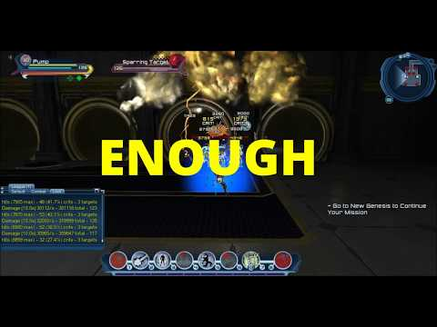 Dcuo Best Weapons For Nature