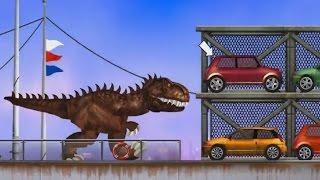 Мультфильм Динозавры для детей 2016 - Miami REX Game