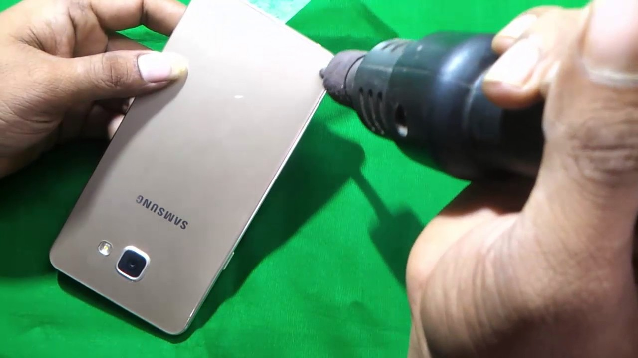 the best attitude f9e3d 6b8da HOW TO:-OPEN SAMSUNG A7 (6) LCD ,PDA AND BACK COVER
