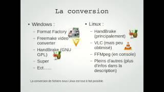 #01 Linux Ubuntu peut-il remplacer Windows ?  : La vidéo.