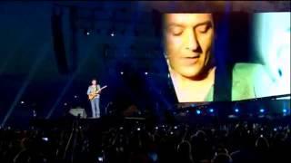 Ligabue - Fantastico Assolo di chitarra di Corrado Rustici