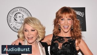 Kathy Griffin On All She Learned From Joan Rivers