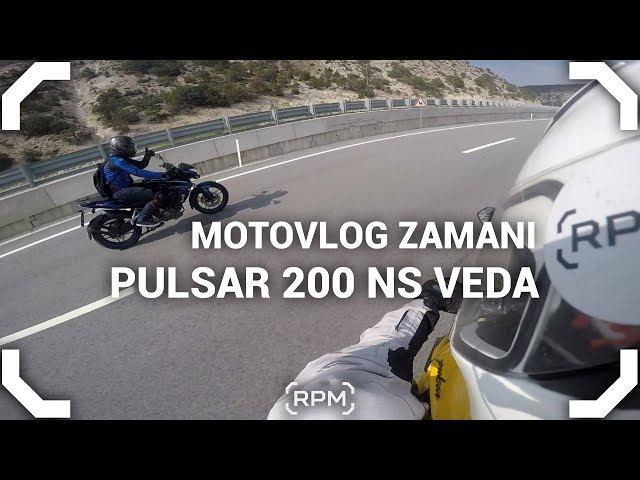 MOTOVLOG ZAMANI - PULSAR 200NS' İ SATTIK [RPM]