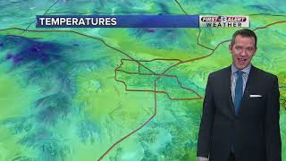 13 First Alert Las Vegas weather updated March 26 morning