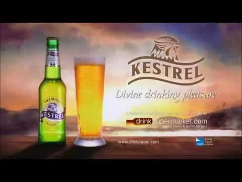 Kestrel Lager TV Commercial 2014