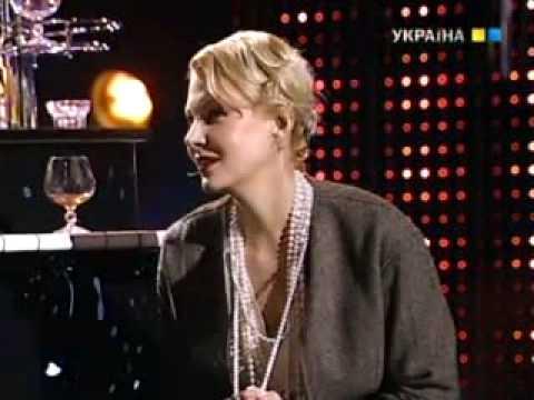 Рената Литвинова - жена трансвестита