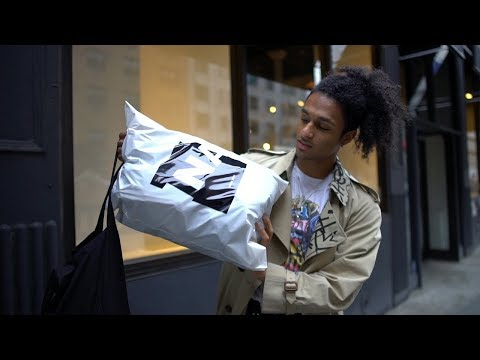We Thrift Shopping in New York City for Fashion Week