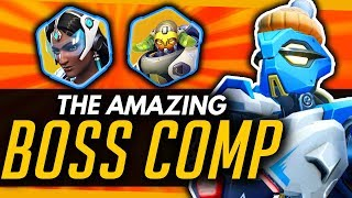 Overwatch | THE BOSS COMP + How It DESTROYED GOATS!