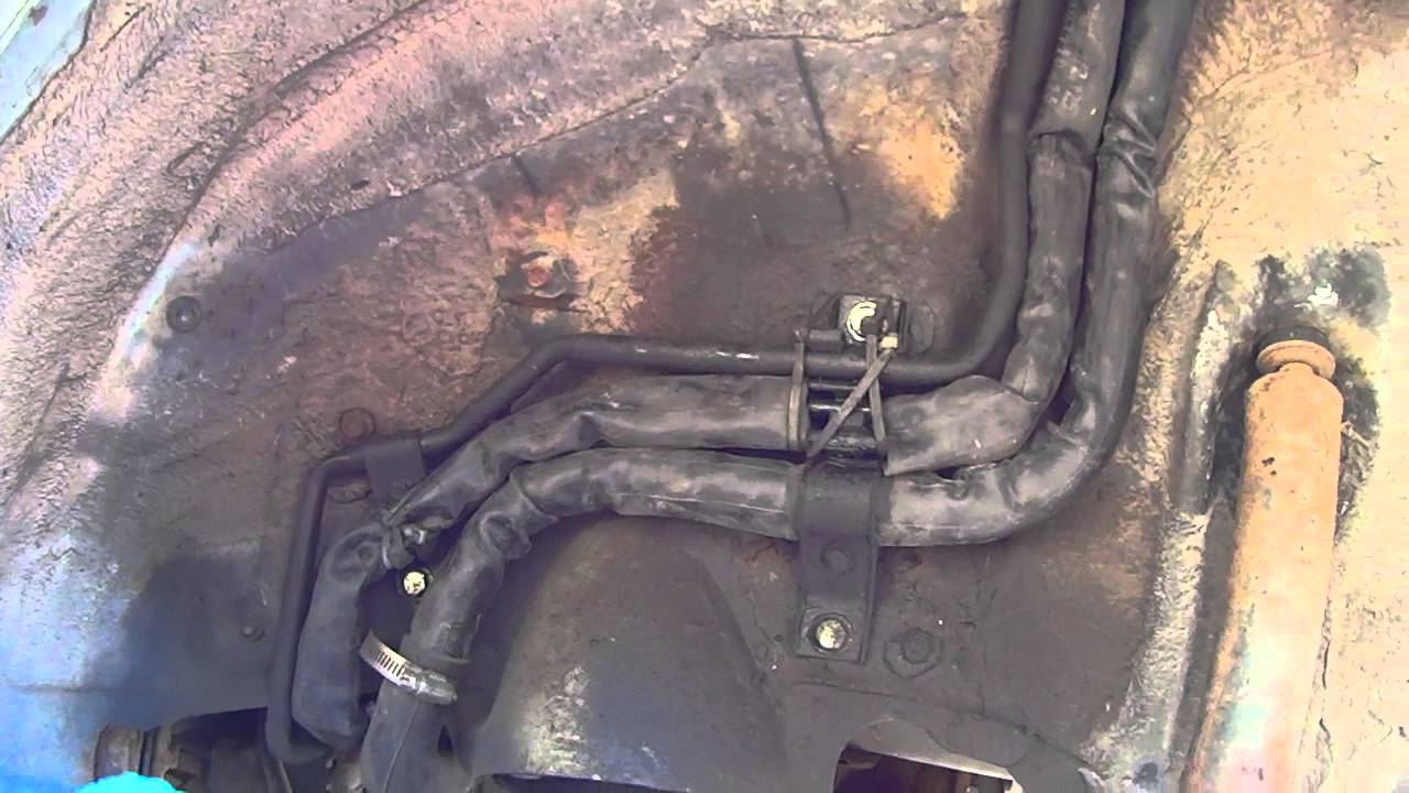 2001 2005 rav4 filler neck [ 1280 x 720 Pixel ]